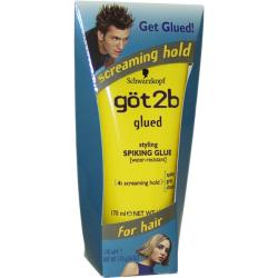 Got2b 6-ounce Spiking Hair Styling Glue