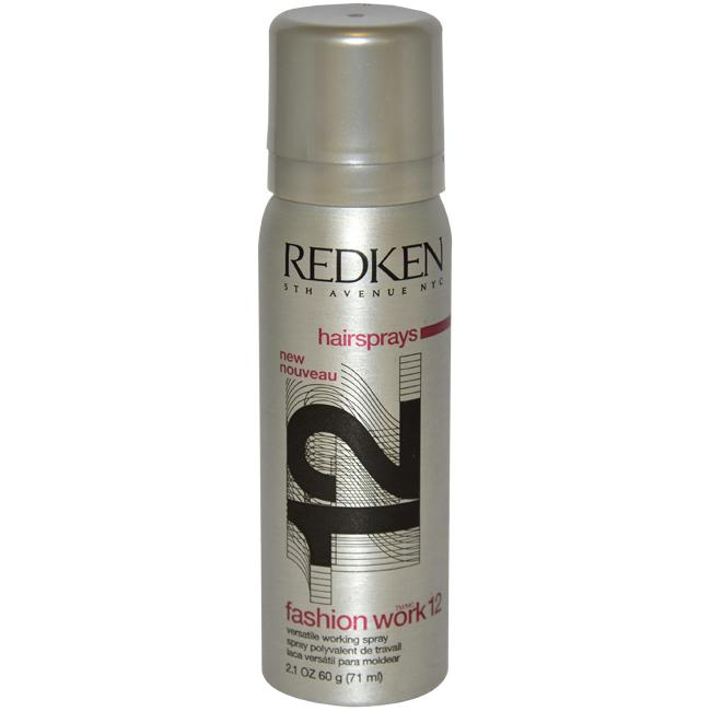 Fashion Work 12 by Redken 2.1-ounce Hairspray