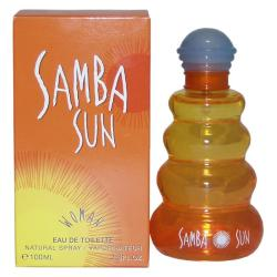 Perfumer's Workshop 'Samba Sun' Women's 3.3-ounce Eau de Toilette Spray