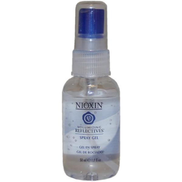 Nioxin Volumizing Reflectives Thickening Spray Gel