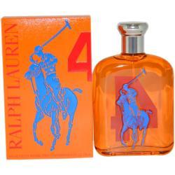 Ralph Lauren 'Polo Big Pony Collection #4' Men's 4.2-ounce Eau de Toilette Spray