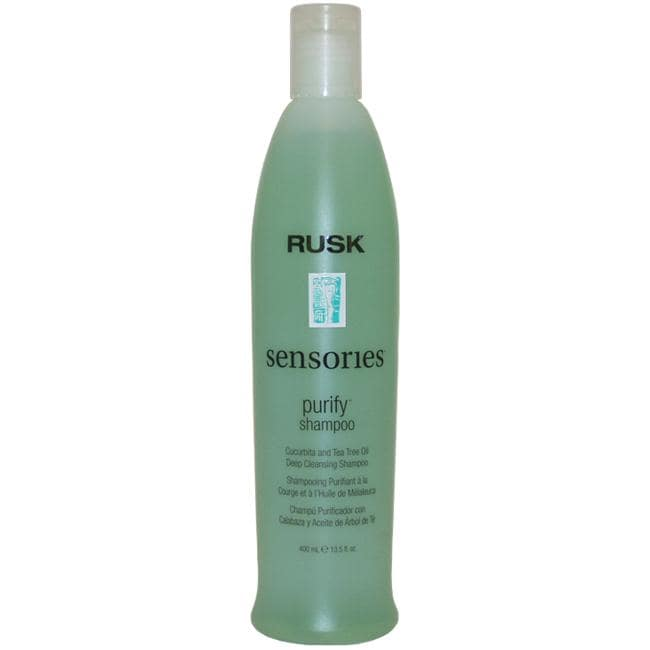 Rusk Sensories Purify 13.5-ounce Shampoo