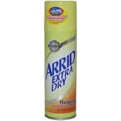 Arrid Extra Dry 6-ounce Regular Deodorant Spray