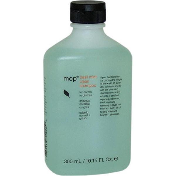 MOP Basil Mint Shampoo 10.1-ounce