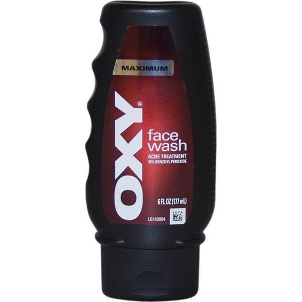 Oxy 6-ounce Face Wash Maximum