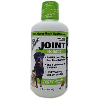 Cool Dog 32-ounce Chicken Holistic Joint Care (Economy Size)
