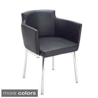 Sunpan 'Ikon' Garcia Metal Black Swivel Chair