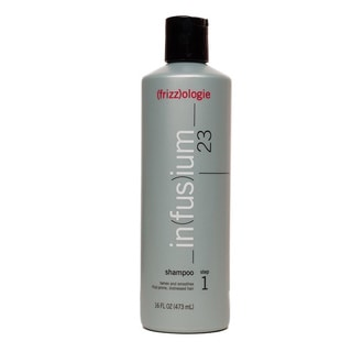 Infusium 23 Frizzologie Step 1 16-ounce Shampoo (Pack of 4)