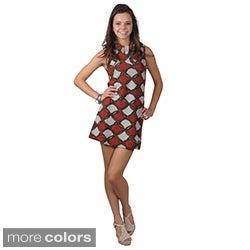 Journee Collection Juniors Sleeveless Turtleneck Tunic