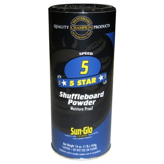 Hathaway Shuffleboard Table Wax