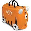 Melissa & Doug Orange Trunki Sunny Ride-on Luggage