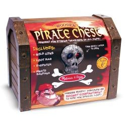 Melissa & Doug Pirate Chest Play Set