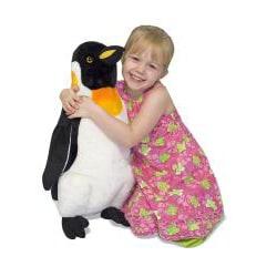 Melissa & Doug Plush Penguin Animal Toy