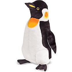 Melissa & Doug Plush Penguin Animal Toy