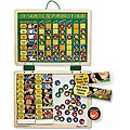 Melissa & Doug Magnetic Responsibility Chart Play Set