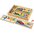 Melissa & Doug See and Spell Play Set