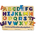 Melissa & Doug Alphabet Sound Puzzle Set