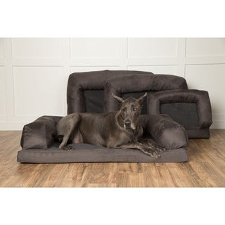 Hidden Valley Extra-large Baxter Orthopedic-foam Dog Couch