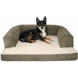 Hidden Valley Large Sage Baxter Dog Couch