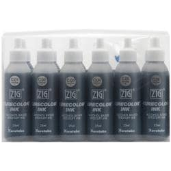 Zig Kurecolor Marker Refill Ink 25ml Bottles (Pack of 12)