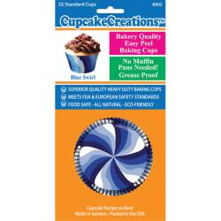 Cupcake Creations Standard Baking Cups (Pack of 32)