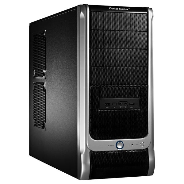 Cooler Master Elite 330U - Mid Tower Computer Case with 350W PSU and