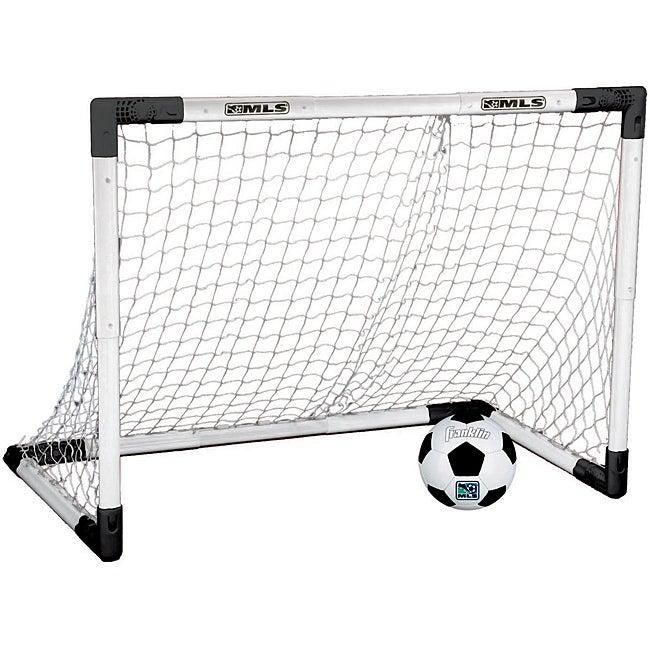Franklin Sports MLS Adjustable Insta-Set Soccer Goal and Ball Set