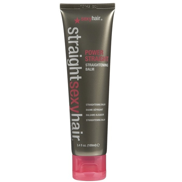 Straight Sexy Hair Power Straight 3.4-ounce Straightening Balm