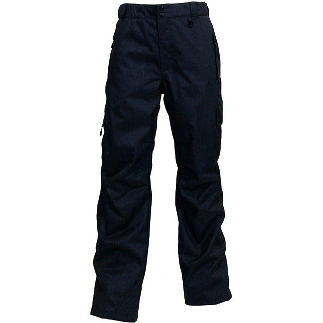 Boulder Gear Men's Charge Black Texture Ski Pants