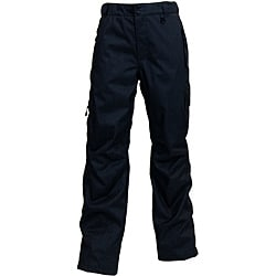 Boulder Gear Men's Charge Black Texture Ski Pants