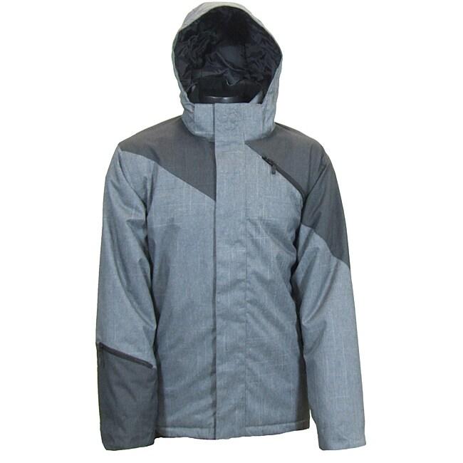 Boulder Gear Men's Fresh Stash Steel Ski Jacket