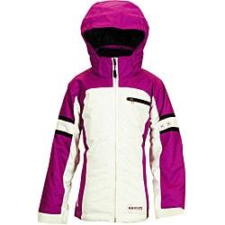 Boulder Gear Girl's 'Hugger' Purple Passion Ski Jacket