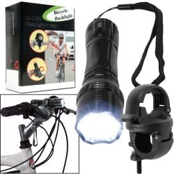 Super Bright 14 LED Flashlight w/ Bicycle Clip
