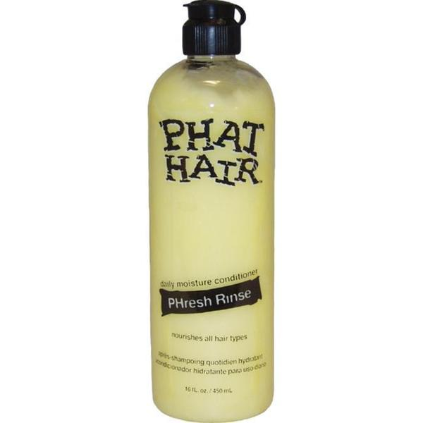Daily Moisture Conditioner Phresh Rinse by Phat Hair 16-ounce Conditioner