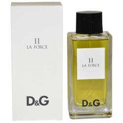 Dolce & Gabbana 'D&G La Force 11' Unisex 3.3-ounce Eau de Toilette Spray
