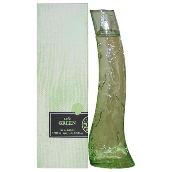 Cofinluxe for Women Cafe Green 3.4-ounce Eau de Toilette Spray