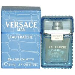 Versace 'Versace Man Eau Fraiche' Men's 5-ml Eau de Toilette Splash (Mini)