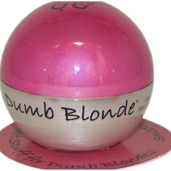 TIGI Bed Head Dumb Blonde Smoothing Stuff 1.69-ounce Styler