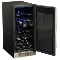 SPT Undercounter 32-bottle Wine and Cooler