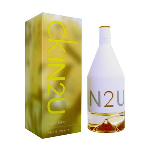 Ck In2u Edt Spray 5 oz For Women