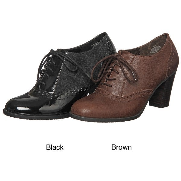 Saddle Oxford Shoes for Women (2