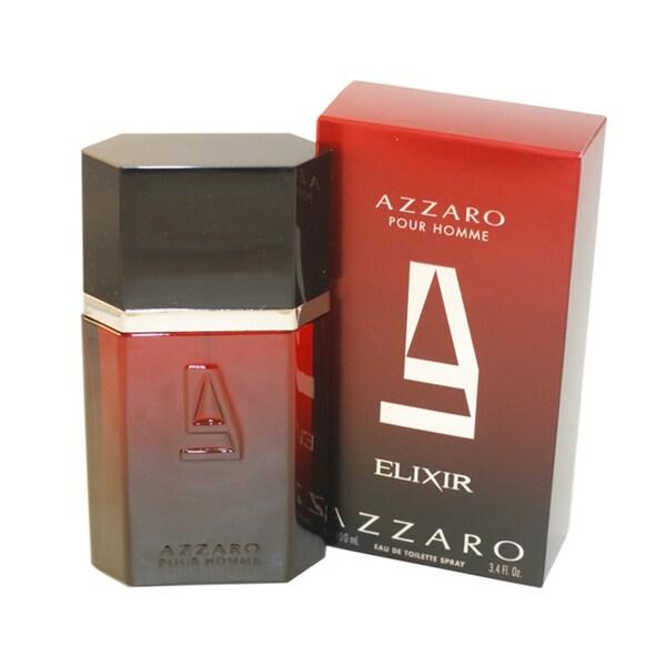 Loris Azzaro Pour Homme Elixir Men's 3.4-ounce Eau de Toilette Spray