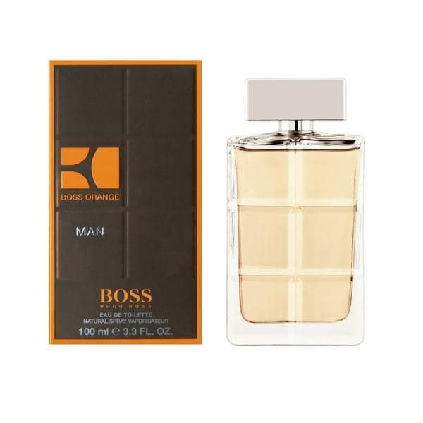 Hugo Boss Orange Man Men's 3.3-ounce Eau de Toilette Spray