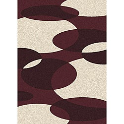 Brilliance Circles Area Rug (7'9 x 11')
