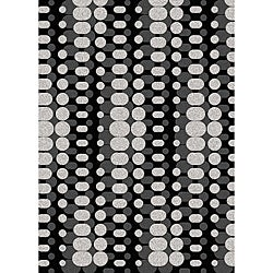 Brilliance Circuit Area Rug (7'9 x 11')