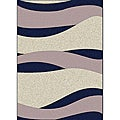 Brilliance Wave Area Rug (7'9 x 11')