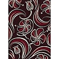 Brilliance Bloom Floral Area Rug (5'5 x 7'7)
