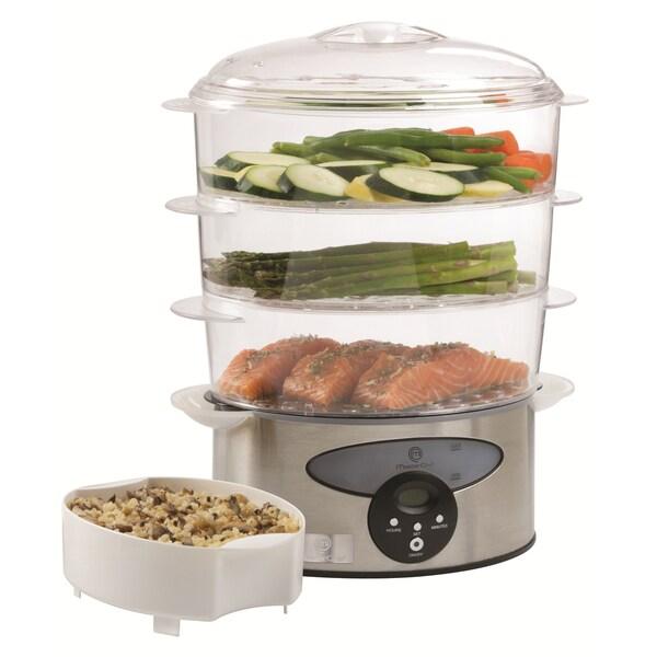 MasterChef 3-tier Food Steamer