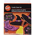 Wilton 'Witch' Cookie Cutters (Pack of 4)