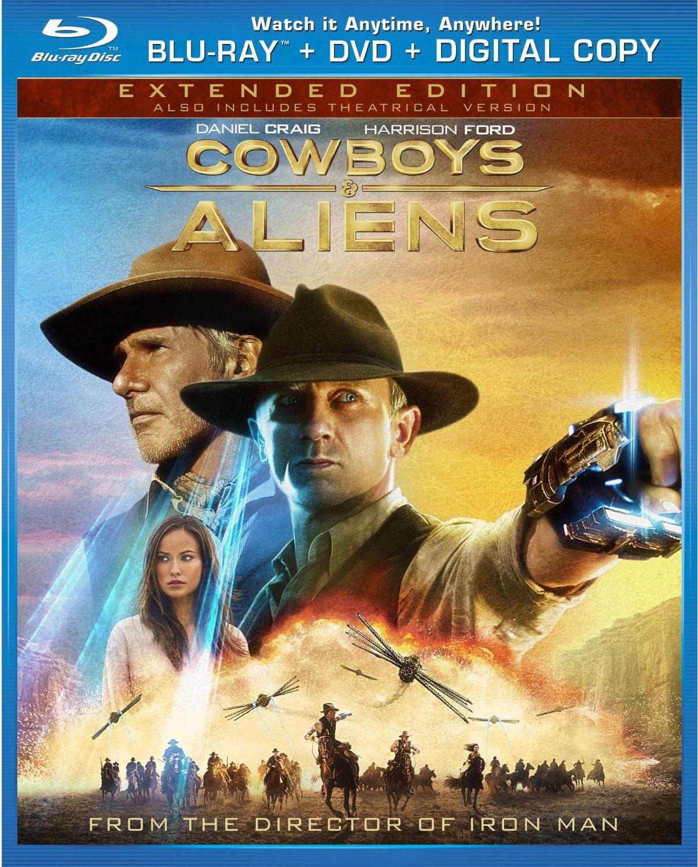 Cowboys & Aliens (Blu-ray/DVD)